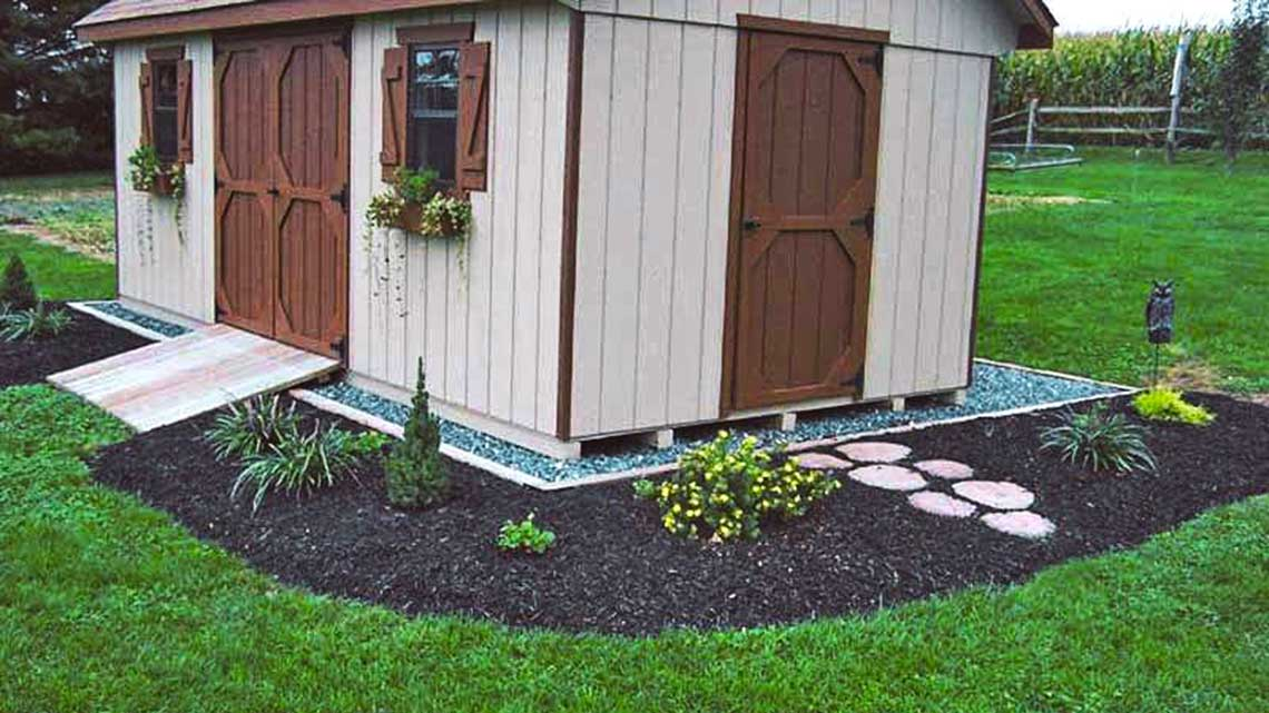 Choosing best location or site for your shed