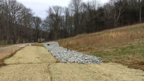 Erosion and storm water control